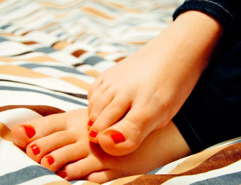 Feet care for healthy feet are basic steps to follow